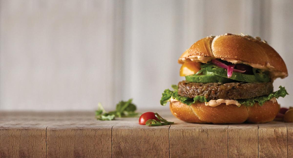Viva la Veggie Burger