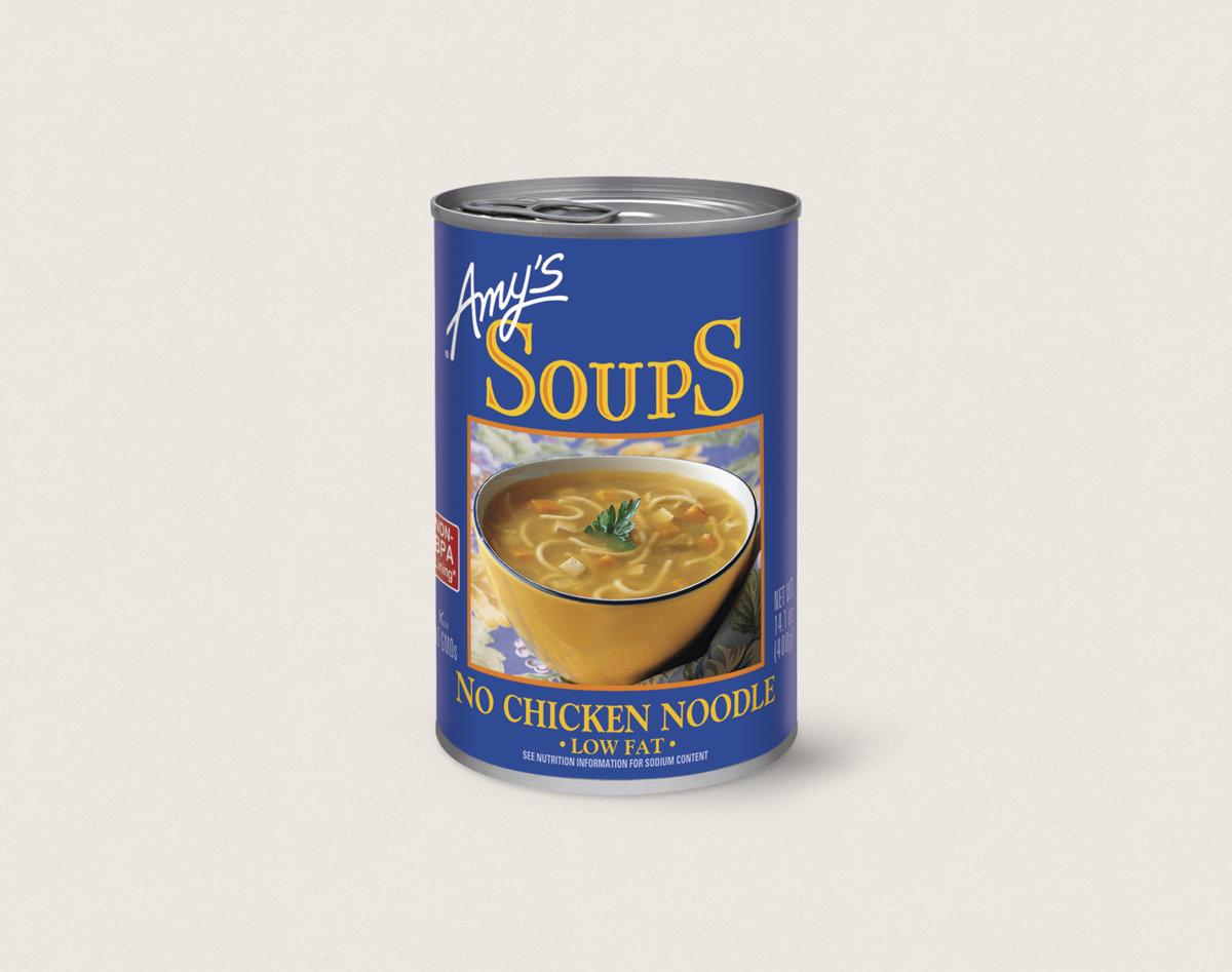 Amy's Kitchen - Amy's No Chicken Noodle Soup