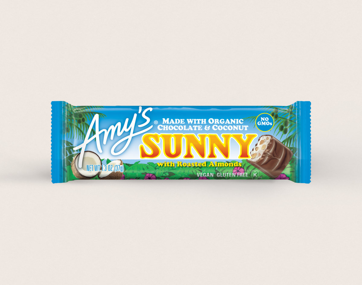 Amy\'s Kitchen - Amy\'s Sunny Candy Bar