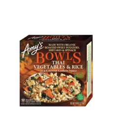 Thai Vegetables & Rice