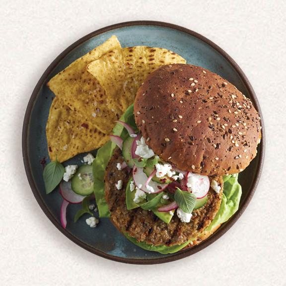 Sonoma Veggie Burger