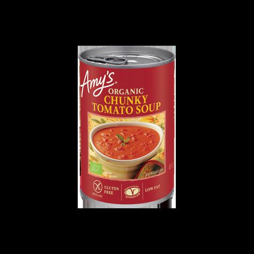 Organic Chunky Tomato Soup