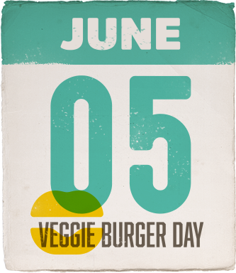 June 05 Veggie Burger Day