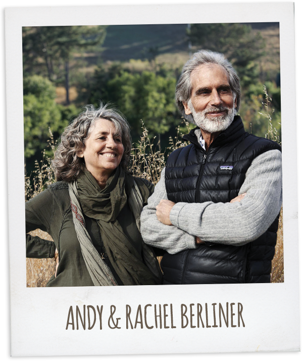 Andy and Rachel Berliner