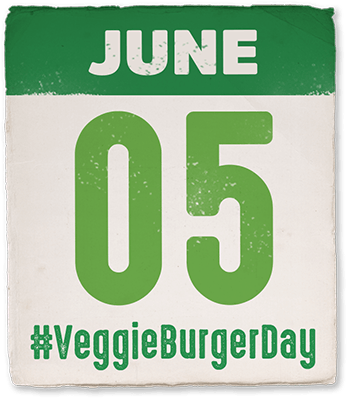 June 5th is Veggie Burger Day