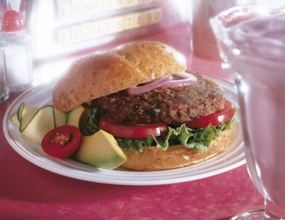 Organic California Veggie Burger/Végéburger California Biologique standard image