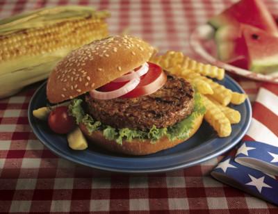 All American Veggie Burger