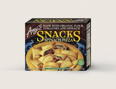 Spinach Pizza Snacks