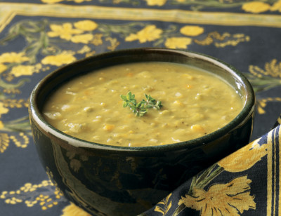 Organic Split Pea Soup, Light in Sodium standard image