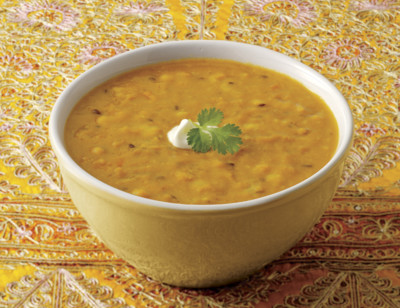 Indian Golden Lentil Soup standard image