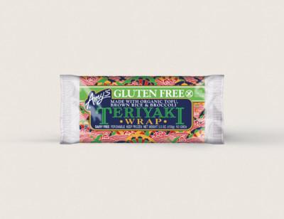 Teriyaki Wrap, Gluten Free