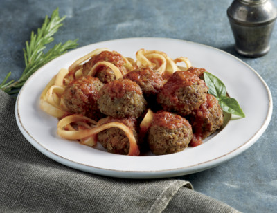 Meatless Veggie Meatballs