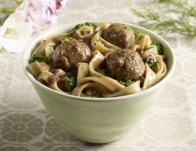 Meatless Swedish Meatballs - Light & Lean standard image