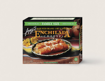Cheese Enchilada - Family Size