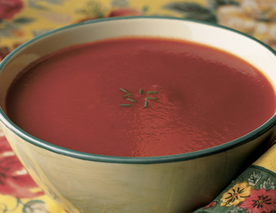 Organic Cream of Tomato Soup, Light in Sodium standard image