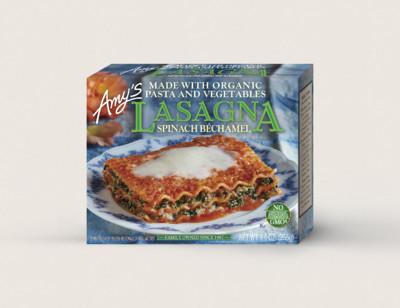 Spinach Béchamel Lasagna