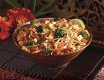 Pad Thai standard image