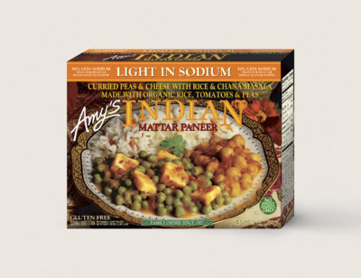 Indian Mattar Paneer, Light in Sodium hover image