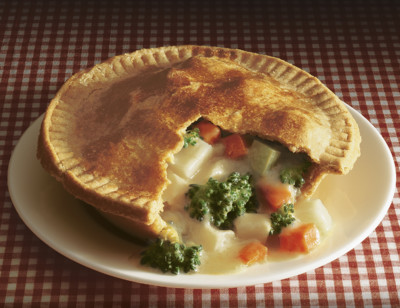 Broccoli Pot Pie standard image
