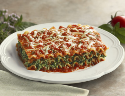 Spinach Lasagna - Light & Lean standard image