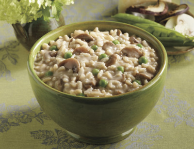 Mushroom Risotto Bowl/Risotto Aux Champignons Bol standard image