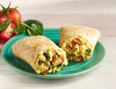 Breakfast Scramble Wrap standard image
