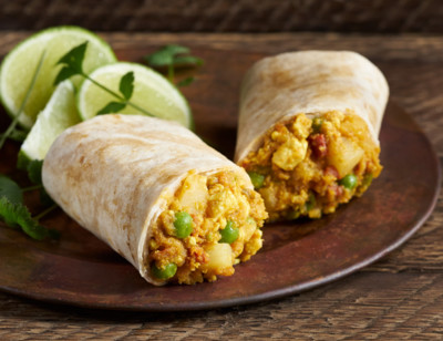 Indian Samosa Wrap standard image
