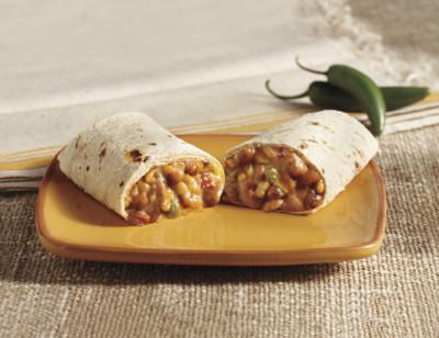 Bean & Cheese Burrito - Light & Lean