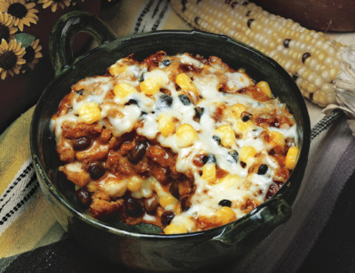 Mexican Casserole Bowl, Light in Sodium standard image