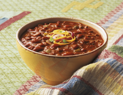 Organic Medium Chili, Light in Sodium standard image