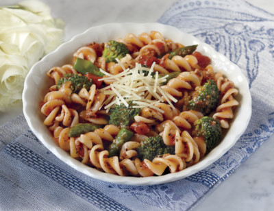 Pasta & Veggies - Light & Lean standard image