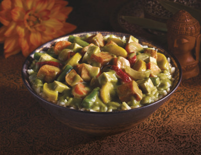 Thai Green Curry standard image
