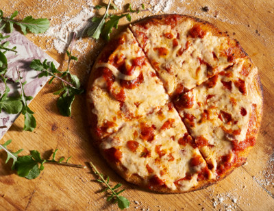Cheeze Pizza, Gluten Free, Dairy Free, Single Serve standard image