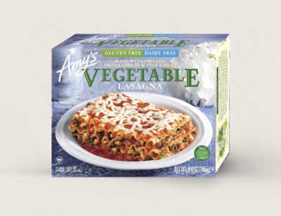 Vegetable Lasagna with Vegan Cheeze, Gluten Free, Dairy Free