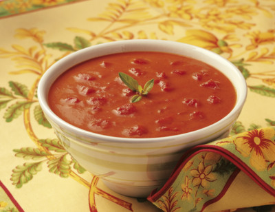Organic Chunky Tomato Bisque, Light in Sodium