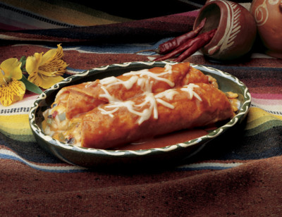 Cheese Enchilada/Enchilada Au Fromage