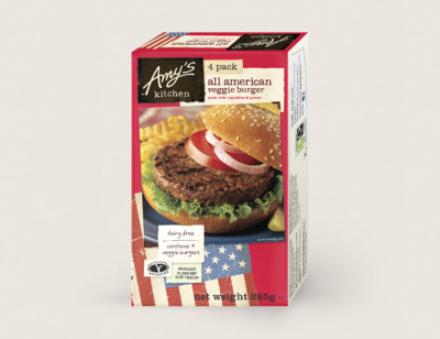 All American Veggie Burger