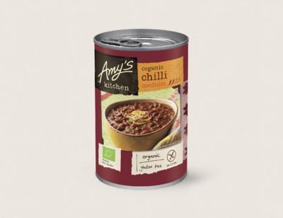 Organic Medium Chilli