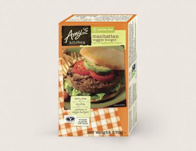Manhattan Burger - Gluten Free, Dairy Free