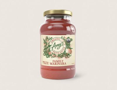 Organic Family Marinara Pasta Sauce hover image