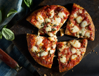 Margherita Pizza, Single Serve standard image