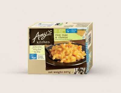 Rice Mac & Cheeze, Gluten Free, Dairy Free hover image