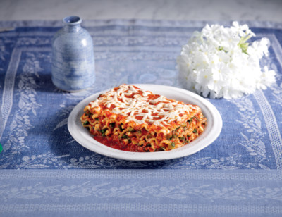 Vegetable Lasagne, Gluten Free, Dairy Free