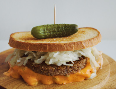 The New York Veggie Burger