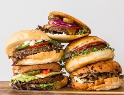 9 Ways To Up Your Veggie Burger Game This Summer