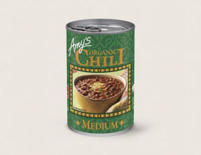 Organic Medium Chili