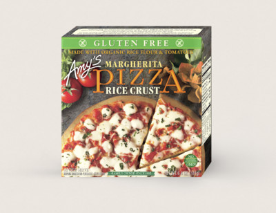 Margherita Pizza, Gluten Free, Single Serve hover image