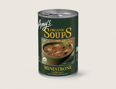Organic Minestrone Soup hover image