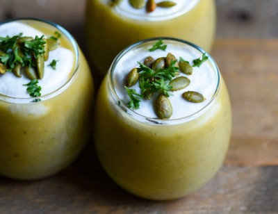 Split Pea Soup Cups