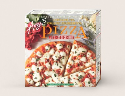 Margherita Pizza hover image